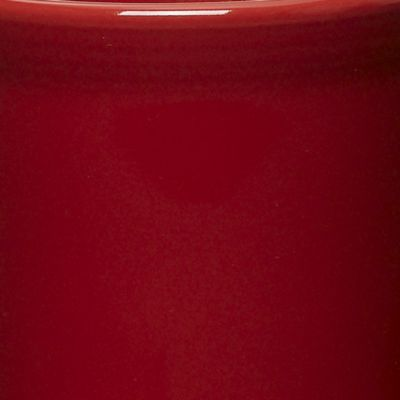 Solid Color Dinnerware: Scarlet Fiesta Java Mug 12-oz.