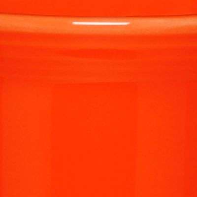 Solid Color Dinnerware: Poppy Fiesta Java Mug 12-oz.