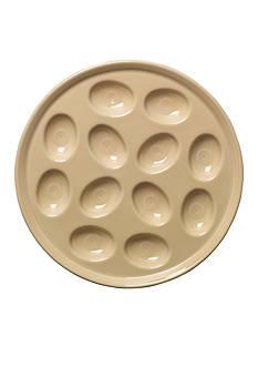 Fiesta Egg Plate 11-in.