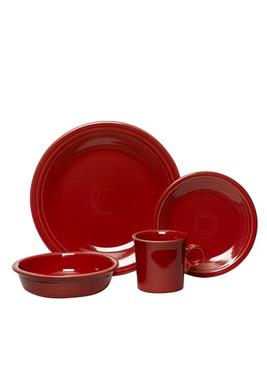 Fiesta® 16-Piece Dinnerware Set