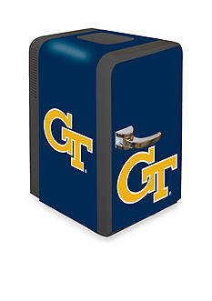 Boelter NCAA Georgia Tech Yellow Jackets Portable Party Refrigerator