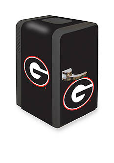Boelter NCAA Georgia Bulldogs Portable Party Refrigerator