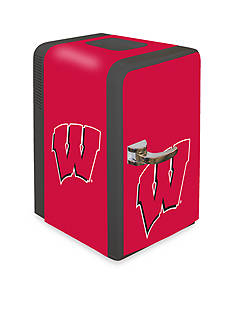 Boelter NCAA Wisconsin Badgers Portable Party Refrigerator