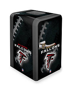 Boelter NFL Falcons Portable Party Refrigerator