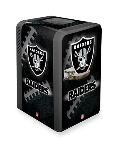 Boelter NFL Raiders Portable Party Refrigerator
