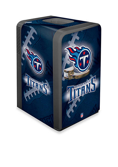 Boelter NFL Titans Portable Party Refrigerator