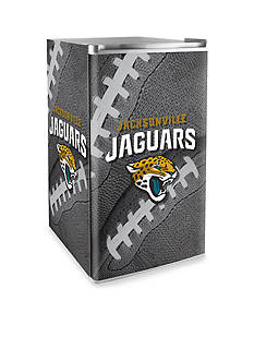 Boelter NFL Jacksonville Jaguars Counter Top Height Refrigerator