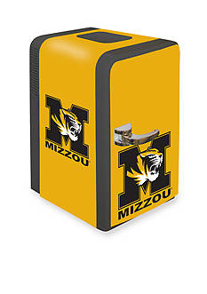Boelter NCAA Missouri Tigers Portable Party Refrigerator