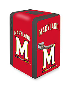 Boelter NCAA Maryland Terrapins Portable Party Refrigerator