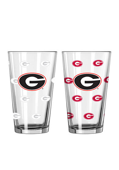 Georgia Bulldogs Color Changing Tumblers