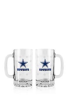 Boelter 16-oz. NFL Dallas Cowboys 2-pack Glass Tankard Set