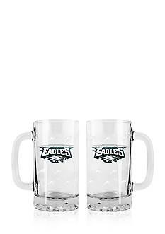 Boelter 16-oz. NFL Philadelphia Eagles 2-pack Glass Tankard Set
