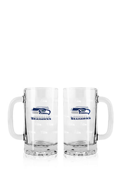 Boelter 16-oz. NFL Seattle Seahawks 2-pack Glass Tankard Set
