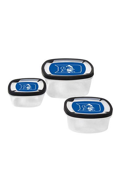 Duke Blue Devils University Storage Containers