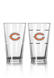 Boelter 16-oz. NFL Bears 2-pack Color Change Pint Glass Set