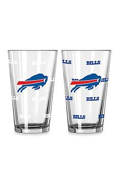 Boelter 16-oz. NFL Bills 2-Pack Color Change Pint Glass Set