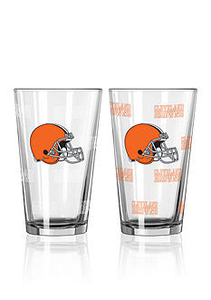 Boelter 16-oz. NFL Browns 2-Pack Color Change Pint Glass Set