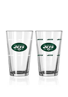 Boelter 16-oz. NFL Jets 2-pack Color Change Pint Glass Set