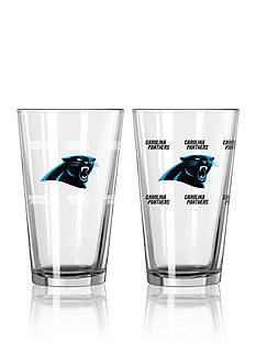 Boelter 16-oz. NFL Panthers 2-pack Color Change Pint Glass Set