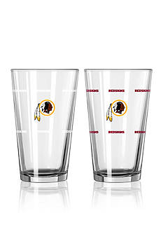 Boelter 16-oz. NFL Redskins 2-Pack Color Change Pint Glass Set