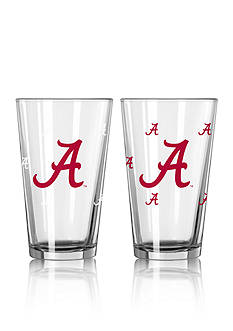 Boelter 16-oz. NCAA Alabama 2-pack Color Change Pint Glass Set