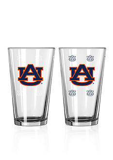 Boelter 16-oz. NCAA Auburn 2-pack Color Change Pint Glass Set