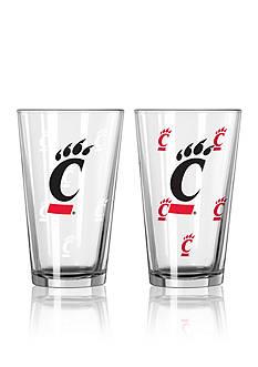 Boelter 16-oz. NCAA Cincinnati 2-Pack Color Change Pint Glass Set