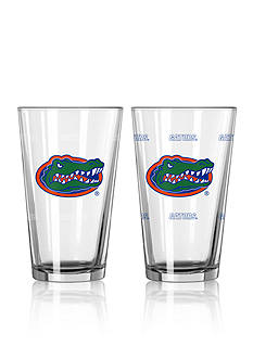 Boelter 16-oz. NCAA Florida 2-pack Color Change Pint Glass Set