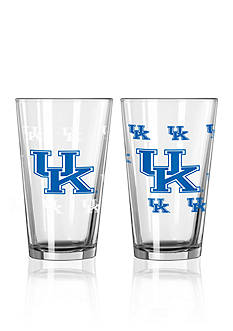 Boelter 16-oz. NCAA Kentucky 2-pack Color Change Pint Glass Set