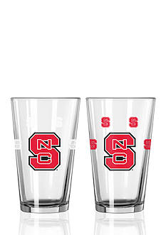 Boelter 16-oz. NCAA NC State Wolfpack 2-pack Color Changing Pint Glass Set