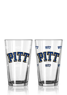 Boelter 16-oz. NCAA Pittsburgh Panthers 2-Pack Color Changing Pint Glass Set