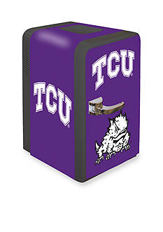 Boelter NCAA Texas Christian University Horned Frogs Portable Party Refrigerator