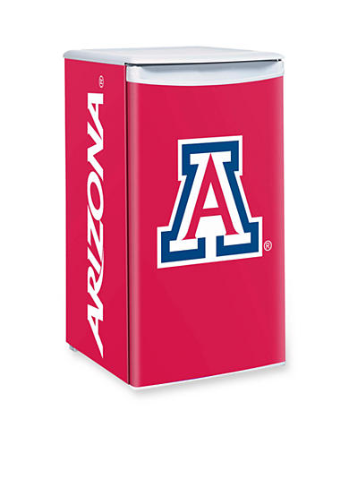 Boelter NCAA Arizona Wildcats Counter Top Height Refrigerator