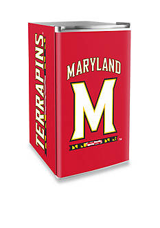 Boelter NCAA Maryland Terrapins Counter Top Height Refrigerator