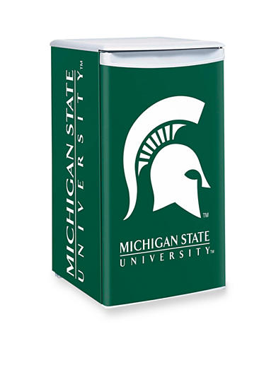 Boelter NCAA Michigan State Spartans Counter Top Height Refrigerator