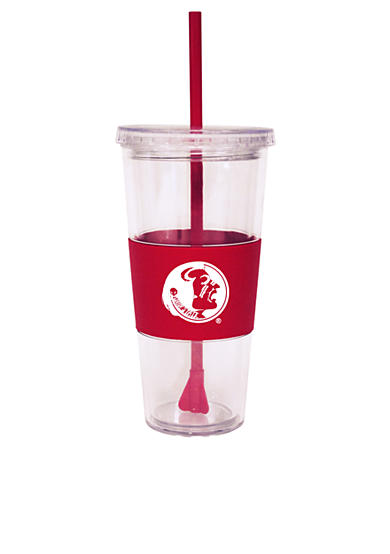 Florida State Seminoles Tumbler with Lid and Straw