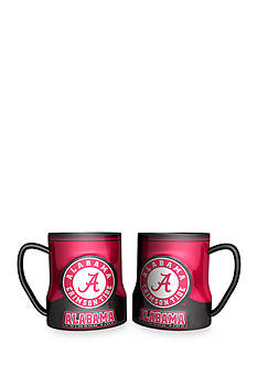 Boelter NCAA Alabama Crimson Tide2-pack Gametime Coffee Mug Set