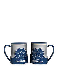 Boelter 18-oz. NFL Dallas Cowboys 2-pack Gametime Coffee Mug Set