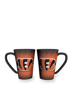 Boelter 16-oz. NFL Cincinnati Bengals 2-pack Latte Coffee Mug Set