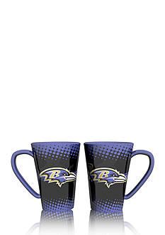Boelter 16-oz. NFL Baltimore Ravens 2-pack Latte Coffee Mug Set