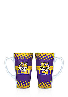 Boelter 16-oz. NCAA LSU Tigers 2-pack Latte Coffee Mug Set