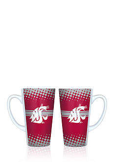 Boelter 16-oz. NCAA Washington State Cougars 2-pack Latte Coffee Mug Set
