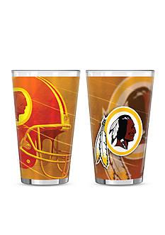 Boelter 16-oz. NFL Washington Redskins 2-Pack Shadow Sublimated Pint Glass Set