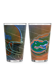 Boelter 16-oz. NCAA Florida Gators 2-pack Shadow Sublimated Pint Glass Set