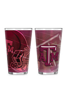 Boelter 16-oz. NCAA Texas A & M Aggies 2-Pack Shadow Sublimated Pint Glass Set
