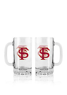 Boelter 16-oz. NCAA Florida State Seminoles 2-pack Glass Tankard Set