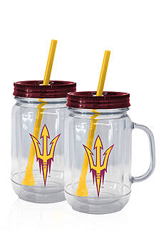 Boelter 20-oz. NCAA Arizona State Sun Devils 2-pack Straw Tumbler with Handle