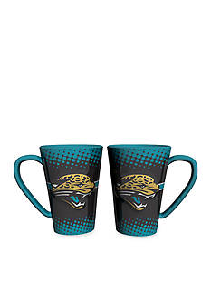 Boelter 16-oz. NFL Jacksonville Jaguars 2-pack Latte Coffee Mug Set