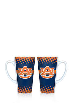 Boelter 16-oz. NCAA Auburn Tigers 2-pack Latte Coffee Mug Set