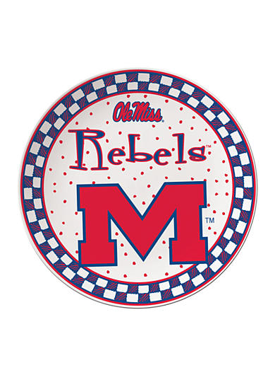 Ole Miss Rebels Gameday Plate